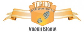 Key Influencers v1.01: Naomi Bloom