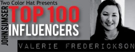 Top Influencers v1.25 Valerie Frederickson