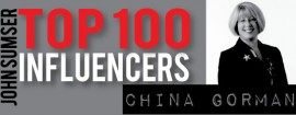 Top Influencers v1.19 China Gorman