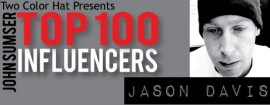Top Influencers v1.34: Jason Davis