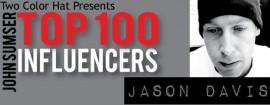 Top Influencers v1.34: Jason Davis