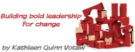 Building bold leadership for change