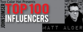 Top 100 v1.41 Matt Alder: Recruiting Futurologist