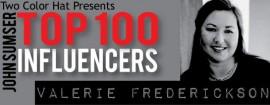 Top Influencers v1.25 Valerie Frederickson