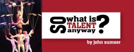 Talent is the Problem