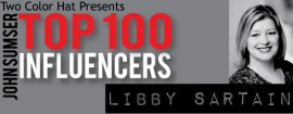 Top 100 Influencers v1.35 Libby Sartain