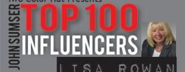 Top 100 Influencers in HR v1.68: Lisa Rowan