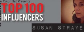 Top 100 Influencers v1.78 Susan Strayer
