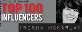 Top 100 Influencers v1.77 Trisha McFarlane