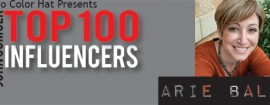 Top 100 Influencers v 1.80 Arie Ball