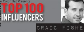 Top 100 Influencers v1.81 Craig Fisher